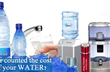 Have You Counted the Cost of Your Water Yet?